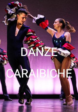 scuola ballo Prato danze caraibiche